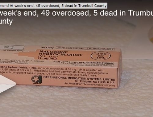 At week's end, 49 overdosed, 5 dead in Trumbull County