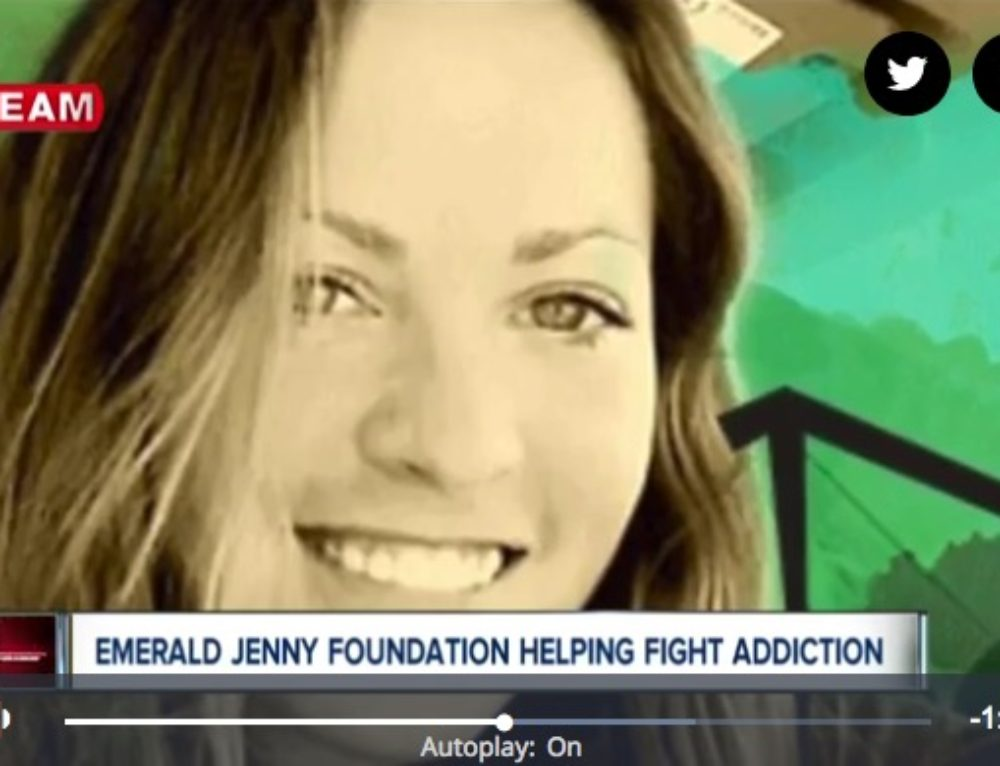 Emerald Jenny Foundation helps addicts, families connect with nearby resources