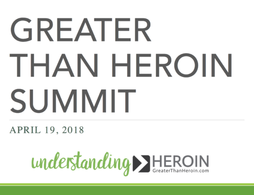 Greater Than Heroin Summit Meeting Minutes
