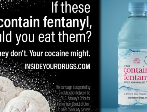 New billboards in Cleveland area warn cocaine users about fentanyl-laced drugs